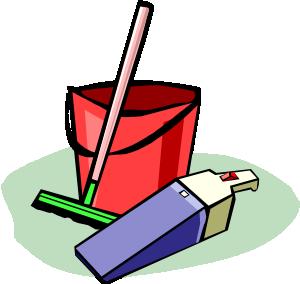 Attrezzatura per pulizie