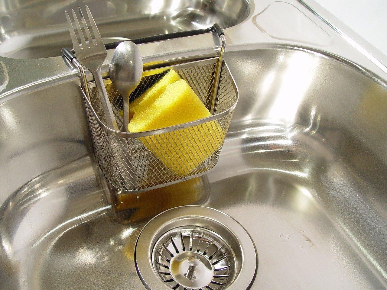 Umidità In Casa Rimedi Della Nonna rimedi per pulire il lavello in acciaio - i rimedi della nonna